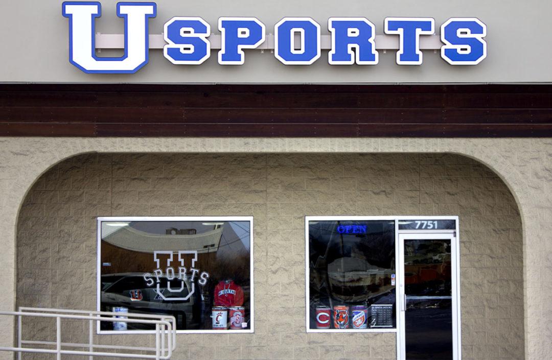 U-Sports Factory Direct Apparel serving the Cincinnati area